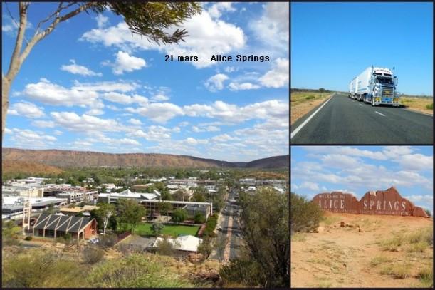 2 Alice Springs