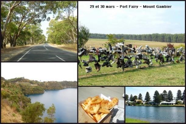 8 - Port Fairy - Mount Gambier