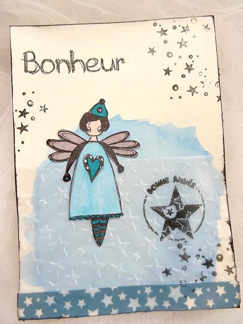 Carte Aline GUYON' (Aline ambriséa