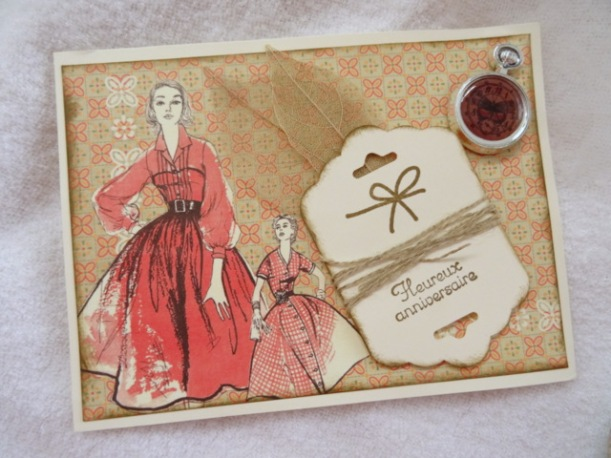 Carte Jocelyne Stampin'Co (1)