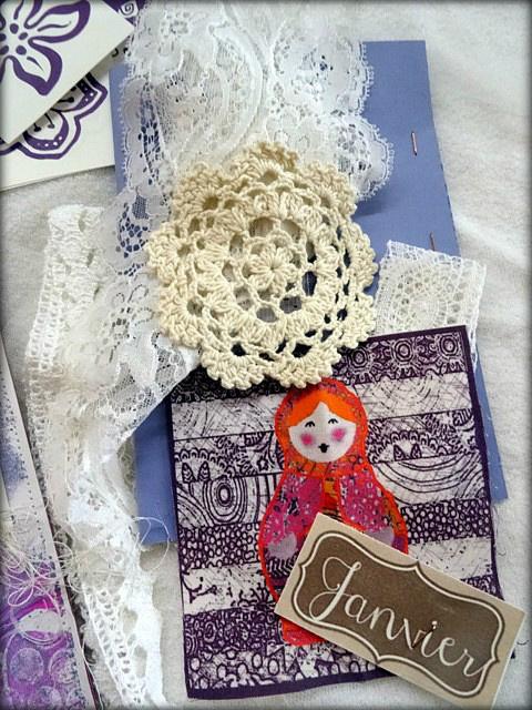 Happy mail janvier de Mme Pinat (6)