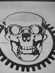 Oamaru-Steampunk noir et blanc (7)
