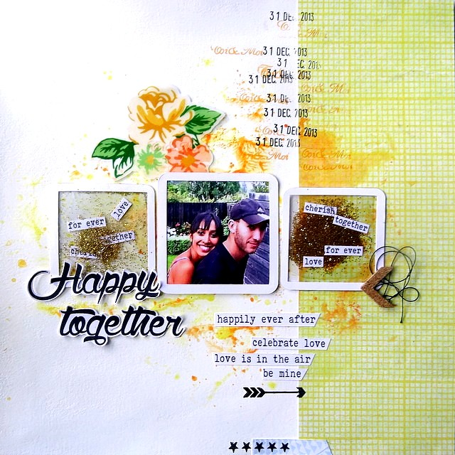 Happy together- Tournoi Antrescrap - épreuve2 (1)