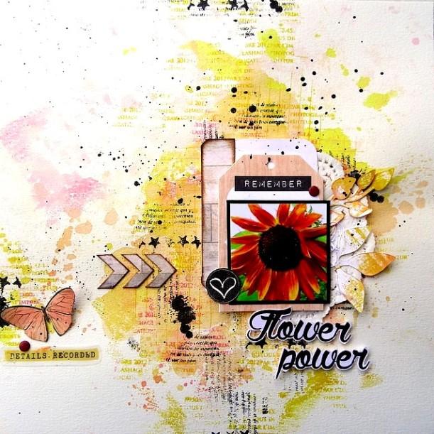 TournoiAntrescrap2015-Epreuve4 - Page Flower power (1)