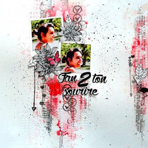 Fan de ton sourire - Epreuve 4A- Tournoi Scrap Z'amies (1)