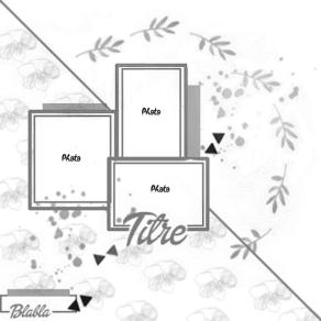 Sketch 415 de Lydille pour Scrapidées