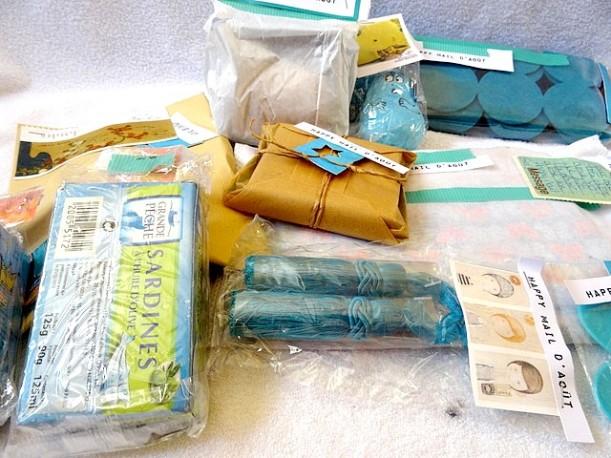 Happy Mail de juillet de Mme Pinat (2)