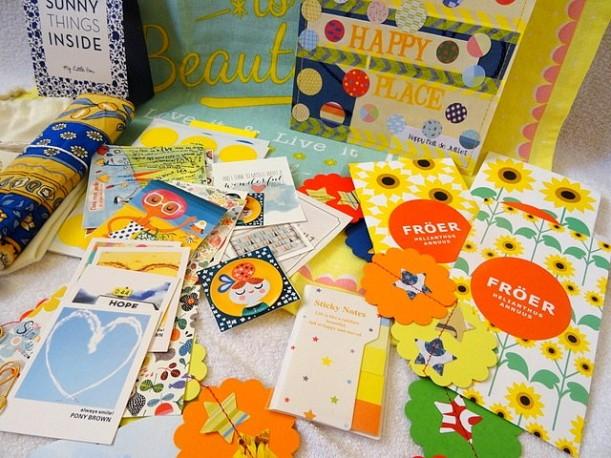 Happy Mail de Juillet de Mme Pinat (7)