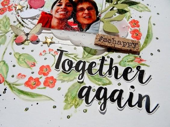 Together again - Challenge52RS - S216 - Couronne de fleurs (3)
