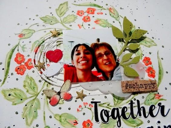 Together again - Challenge52RS - S216 - Couronne de fleurs (4)