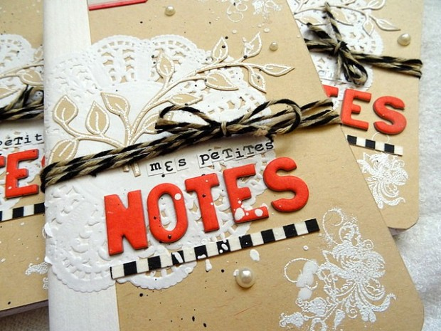 S225 - dentelle et papier craft (14)