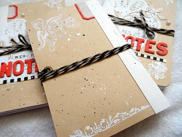 S225 - dentelle et papier craft (15)