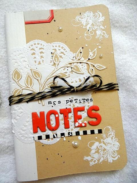 S225 - dentelle et papier craft (4)
